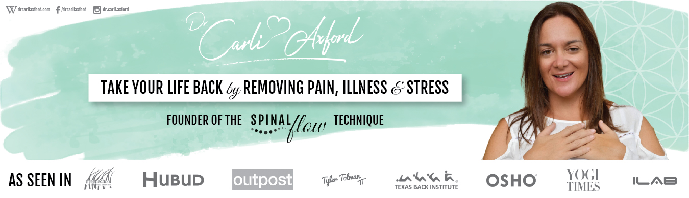 Dr Carli and Spinal Flow